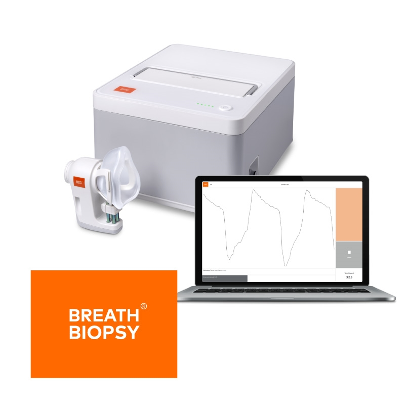 Breath Biopsy<sup>®</sup> Collection Station by Owlstone Medical thumbnail