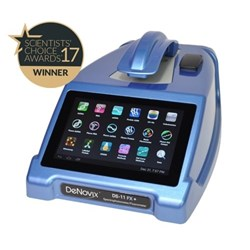 DS-11 FX+ Spectrophotometer / Fluorometer by DeNovix product image