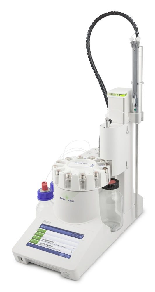 Automated Reaction Sampling by Mettler-Toledo International Inc. thumbnail