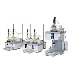 Reactor Systems for Chemical Synthesis by Mettler-Toledo International Inc. product image