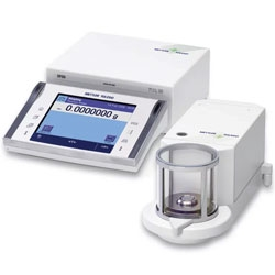 XPR MicroBalances by Mettler-Toledo International Inc. product thumbnail