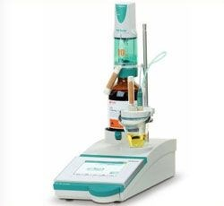 916 Ti-Touch Compact Titrator for Routine Analysis