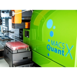 MACSQuant<sup>®</sup> X  Flow Cytometer by Miltenyi Biotec B.V. & Co. KG thumbnail