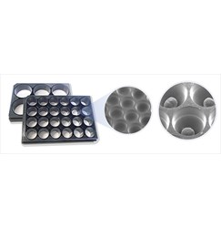 Elplasia Round Bottom Type Microplate