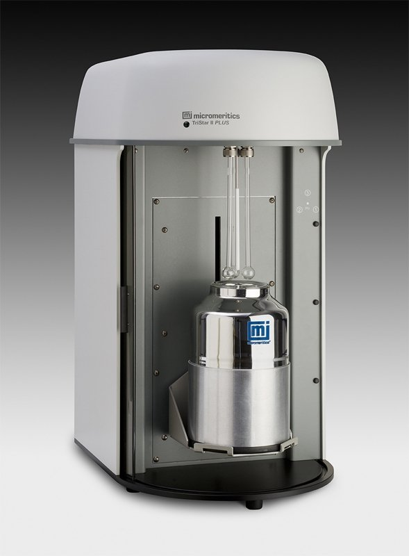 TriStar II Plus by Micromeritics Instrument Corp. thumbnail