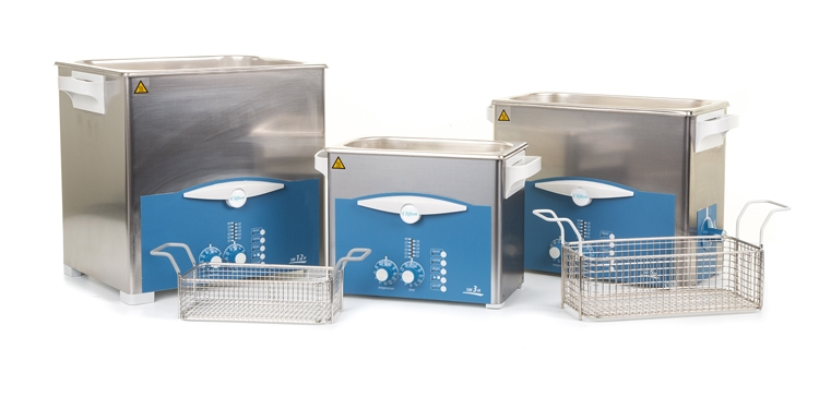 SW series Heated Ultrasonic Baths by Nickel-Electro Ltd thumbnail