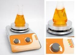 MSH series - Heated Magnetic Stirrers - aluminium hob