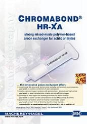 CHROMABOND® HR-XA by MACHEREY-NAGEL GmbH & Co. KG thumbnail