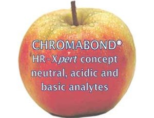 CHROMABOND® HR-X<em>pert</em> spherical polymer-based SPE phases