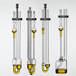 Glass viscometers with Visco.Fix system by LAUDA Scientific GmbH thumbnail