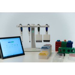 Pipette+ Smart Pipetting Stand by Andrew Alliance product image