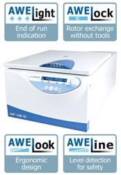 AWEL MF 48-R for Innovation in Centrifugation by AWEL product image