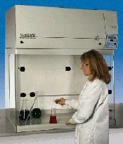 Aura Filtration Fume Cabinets by Labcaire Systems Ltd product image