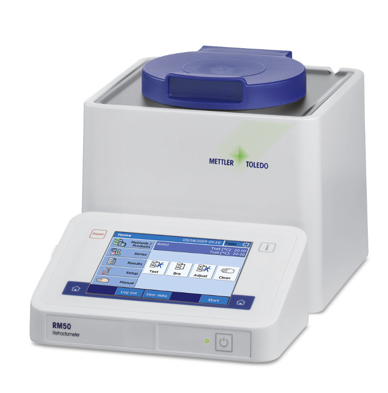 Excellence Benchtop Refractometers by Mettler-Toledo International Inc. thumbnail