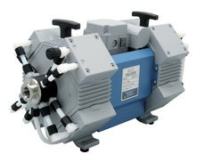 Chemistry Diaphragm Pump MV 10C NT Series (0.6 mbar) by VACUUBRAND GMBH + CO KG product image
