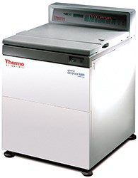 Thermo Scientific Heraeus* Cryofuge 6000i and 8500i Low Speed Floor Model Centrifuge by Thermo Fisher Scientific product image