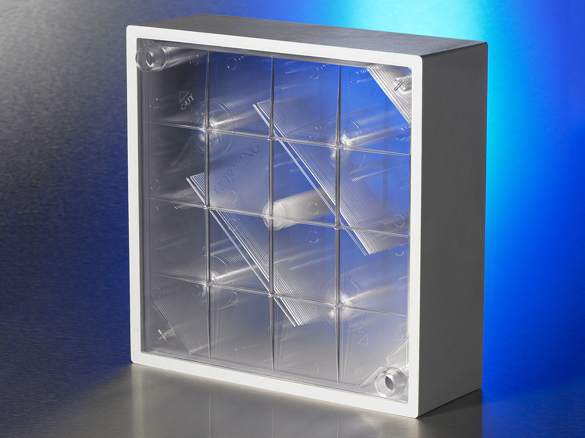 25-Layer CellCube® Module with 21,250cm² Growth Surface by Corning Life Sciences thumbnail