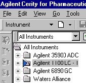 Agilent Cerity NDS for Pharmaceutical QA/QC