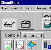 Agilent ChemStore Data Organization Module for Agilent ChemStation