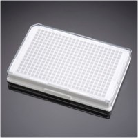 Corning® BioCoat™ Collagen I 96 Well Clear Flat Bottom Microplate, 20/Pack, 80/Case by Corning Life Sciences product image