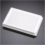 Corning® BioCoat™ Collagen I 96 Well White/Opaque Flat Bottom TC-Treated Microplate, with Lid, 5/Pack, 50/Case