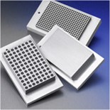 Corning® LSE™ Dual Block Only, 96 Well  Multiple Plate or 4 Slides