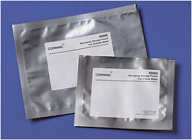 Corning® Microarray Storage Pouch for 5 Slide Holders by Corning Life Sciences thumbnail