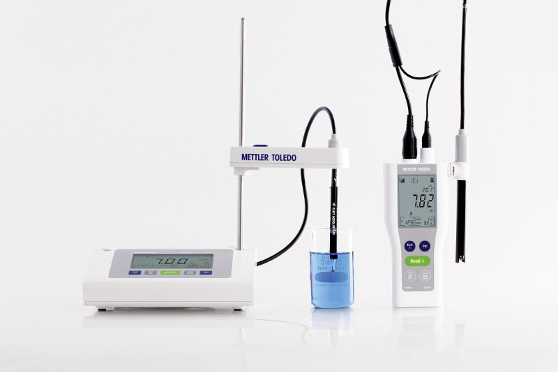 Five Series benchtop and portable meters by Mettler-Toledo International Inc. thumbnail