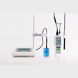 Five Series benchtop and portable meters by Mettler-Toledo International Inc. product image