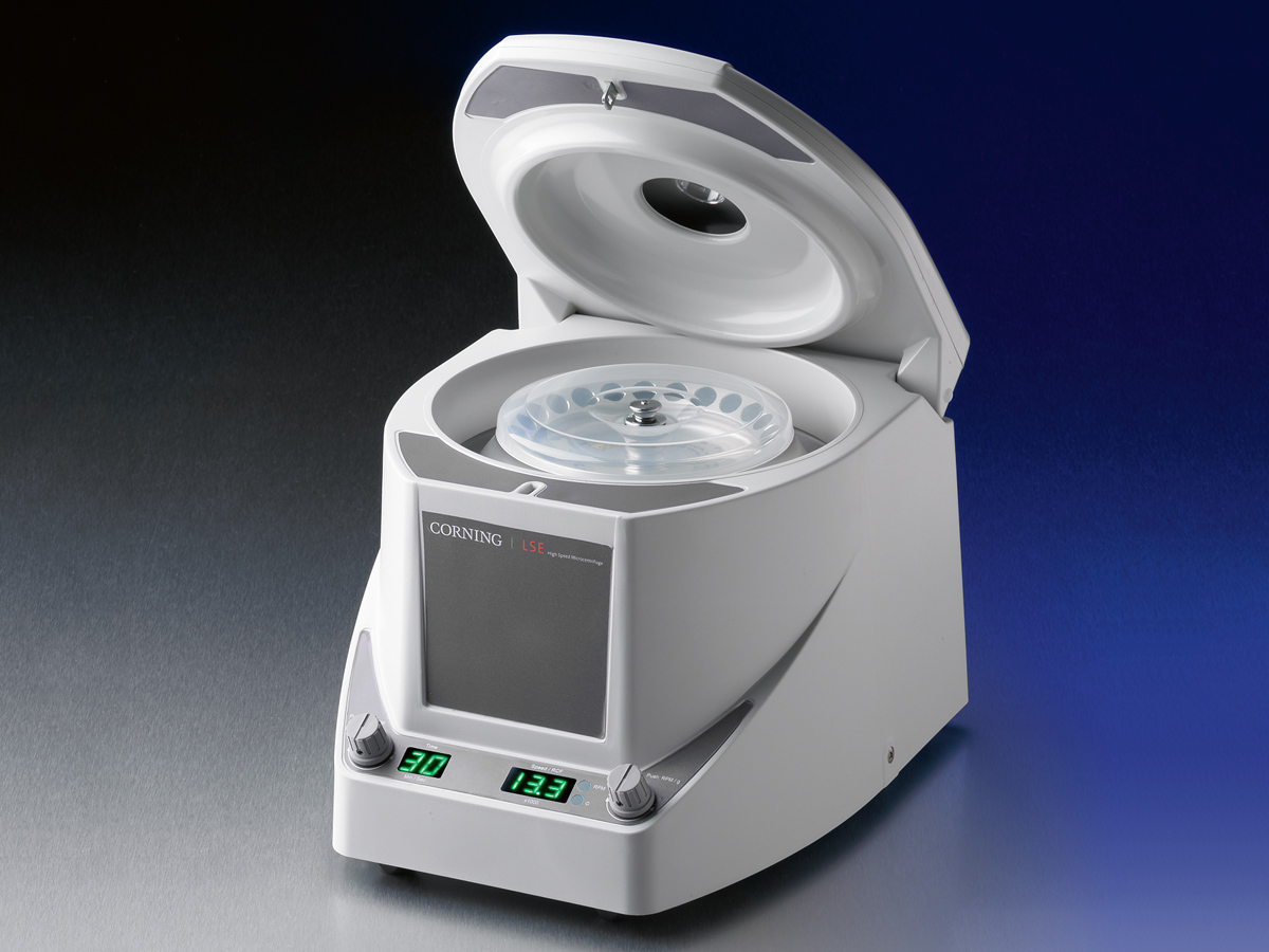 Corning® LSE™ High Speed Microcentrifuge, 230V, UK Plug by Corning Life Sciences thumbnail