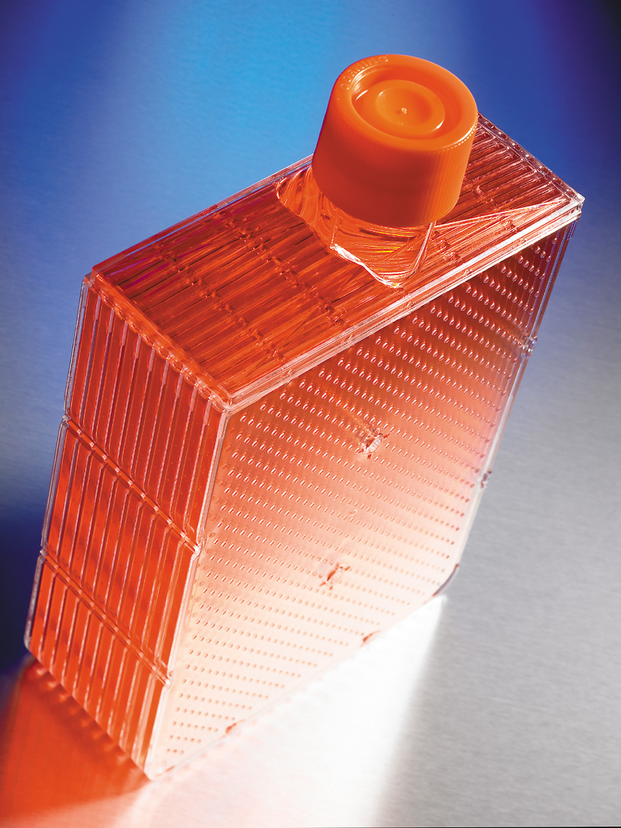 Corning® CellBIND® Surface HYPER<i>Flask</i>® Cell Culture Vessel by Corning Life Sciences thumbnail
