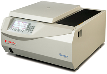 Thermo Scientific  Sorvall* Legend* 23R Centrifuge by Thermo Fisher Scientific thumbnail