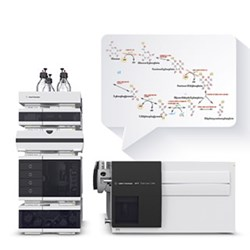 Metabolomics dMRM Database and Method by Agilent Technologies product image