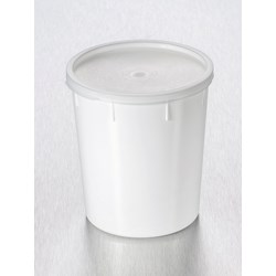 Corning® Gosselin™ Conical Container, 400 mL, White PP, Snap Cap, Sterile, Assembled, 185/Case by Corning Life Sciences product image