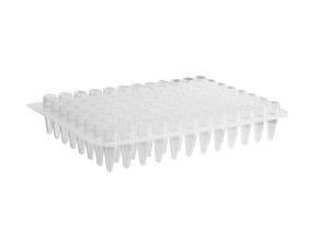 Axygen® 96-well Polypropylene PCR Microplate, No Skirt, Clear, Nonsterile by Corning Life Sciences thumbnail
