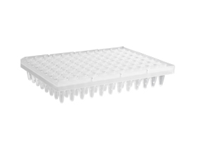Axygen® 96-well Polypropylene Segmented PCR Microplate, Clear, Nonsterile by Corning Life Sciences thumbnail