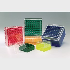 Coloured Polycarbonate Cryogenic Storage Boxes by STARLAB product image