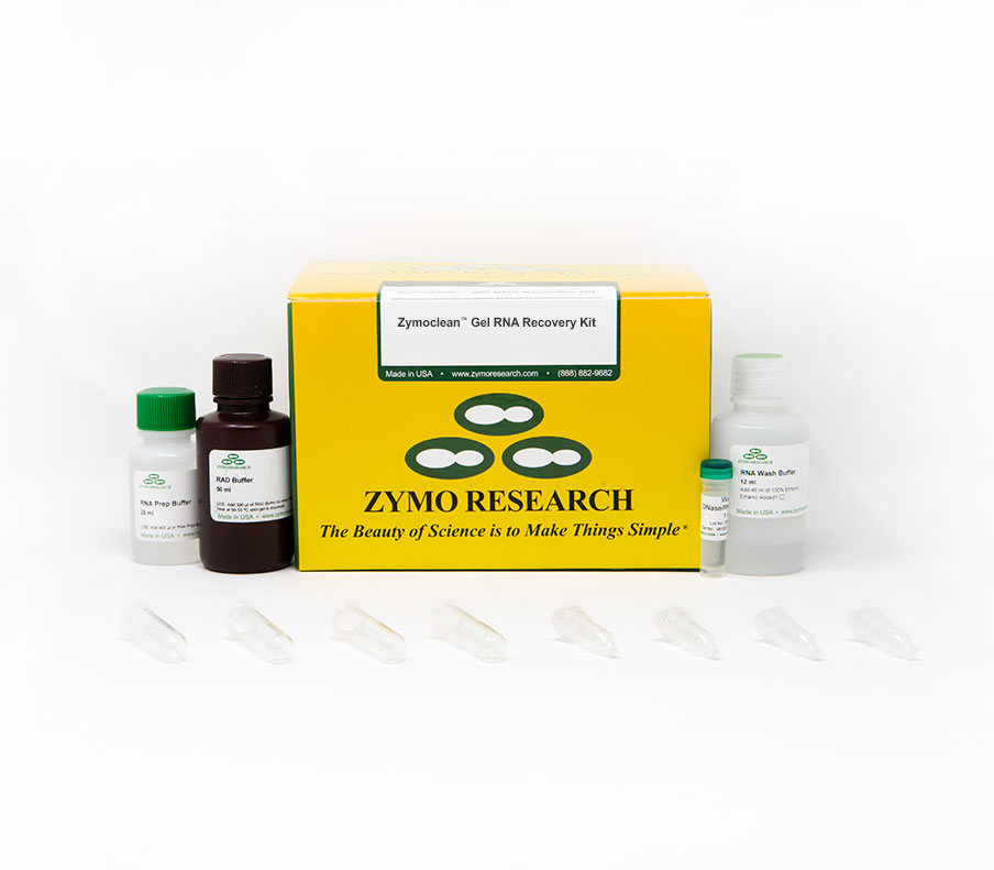 Zymoclean™ Gel RNA Recovery Kit by Zymo Research thumbnail