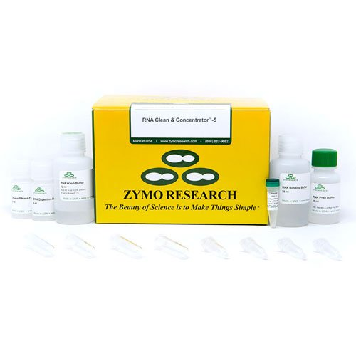 RNA Clean & Concentrator™-5 by Zymo Research thumbnail