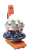 Radleys Carousel 6 Reaction Station by Radleys Discovery Technologies Ltd thumbnail