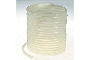 Silicone pinch valve tubing - 1/32