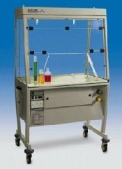 T400 Mobile Fume Cabinet by Labcaire Systems Ltd product image