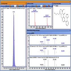 Forensic Toxicology PCDL for LC/TOF and LC/Q-TOF by Agilent Technologies product image
