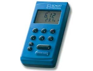 Multi-parameter portable meters with GLP functions handylab pH/LF 12 and handylab multi 12