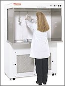 Forma Laminar Airflow Console WorkStation