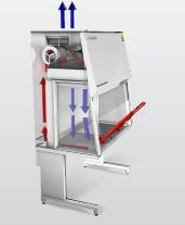 Mars Class 2 Safety Cabinets by LaboGene A/S product image