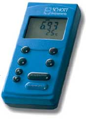 Portable pH meters with GLP functions handylab pH 11 and handylab pH 12 by Schott Instruments GmbH thumbnail