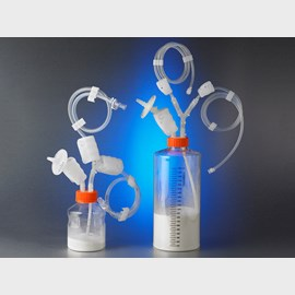 Disposable 48 mm Aseptic Transfer Cap for 500 g Microcarriers Bottles, MPC, Sterile by Corning Life Sciences product image