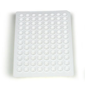 Multiplate™ 96-Well PCR Plates, low profile, unskirted, white by Bio-Rad thumbnail