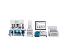 Multicell UV Dissolution System by Agilent Technologies thumbnail